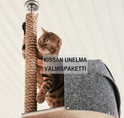 Kissa Raapimispuu