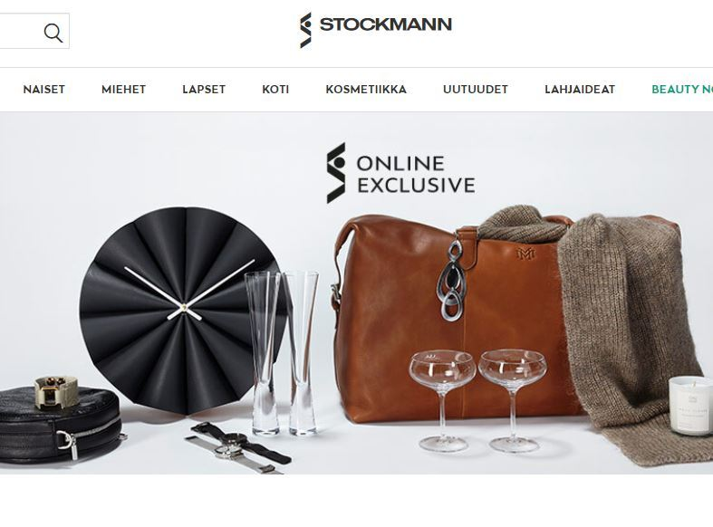 Stockmann Online Exclusive